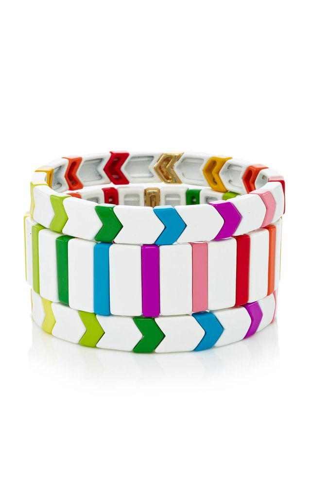 Roxanne Assoulin Fresh Start Bracelets (Set of 3)