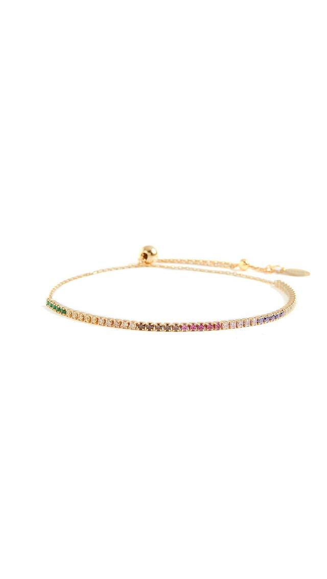 Shashi Bar Slide Bracelet