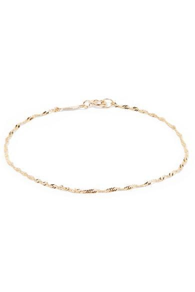 Sweet Nothing 14-karat Gold Bracelet
