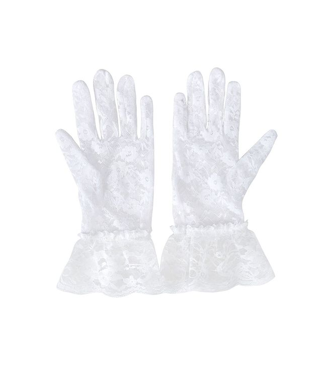 Deceny CB Short Lace Gloves