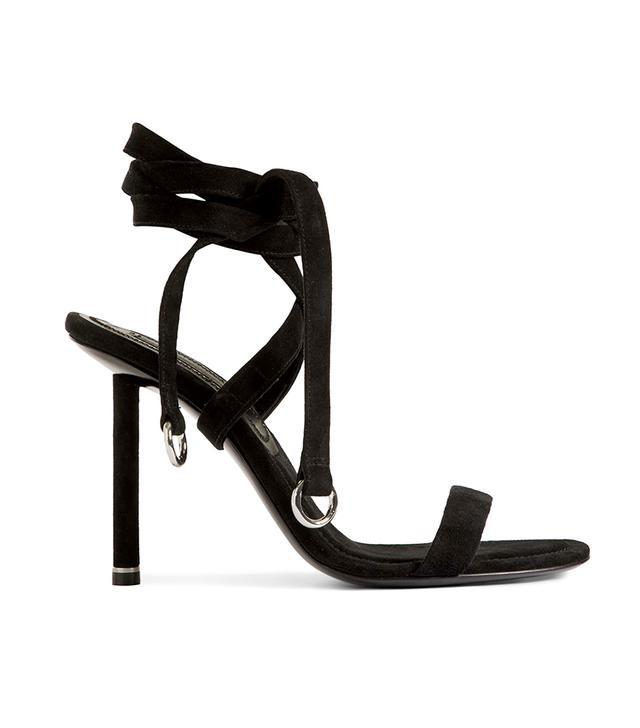 Evie Ankle Tie Sandal
