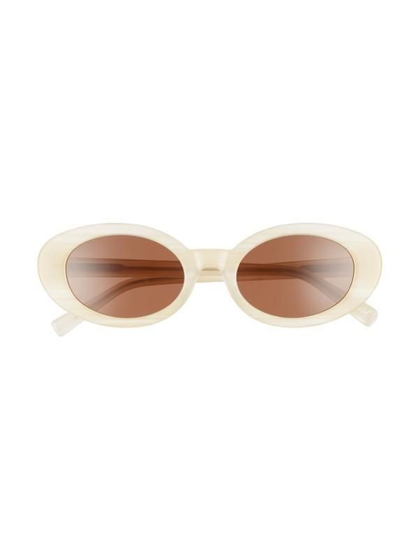 Women's Elizabeth And James Mckinely 51Mm Oval Sunglasses -