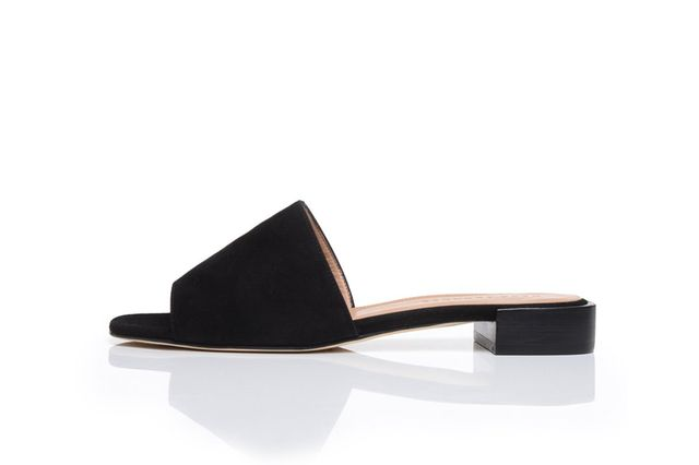 Dear Frances Bridge Slide in Black