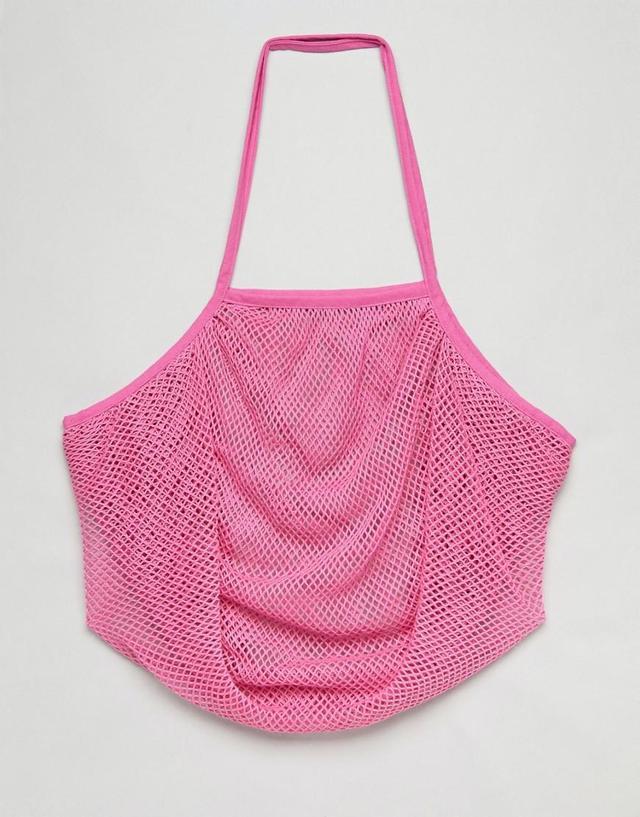 BEACH String Shopper Bag