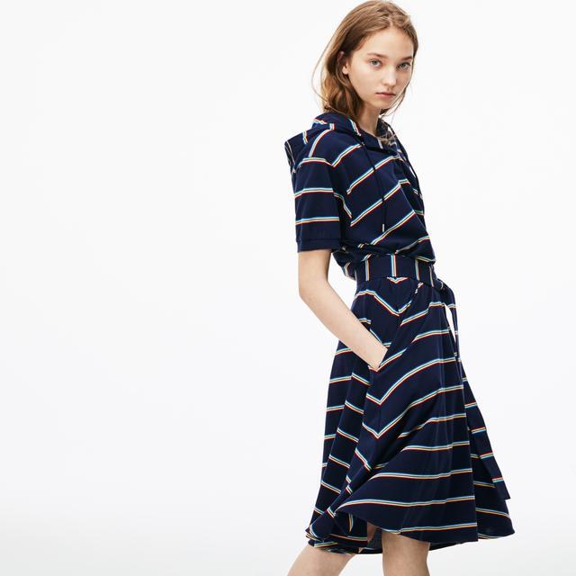 Lacoste Piqué Polo Dress