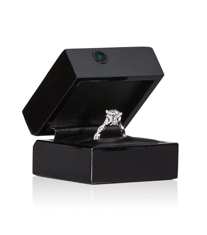 Pinterest Ringcam Video Engagement Ring Box Camera