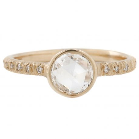 Rebecca Overmann Low Tide Diamond Ring