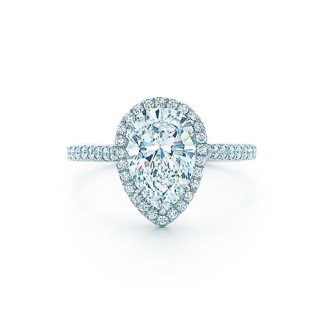 Tiffany & Co. Soleste Pear