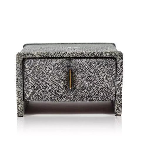 Bumps Small Jewelry Box