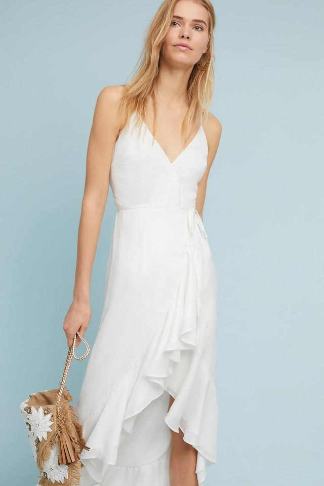 Galloway Wrap Dress