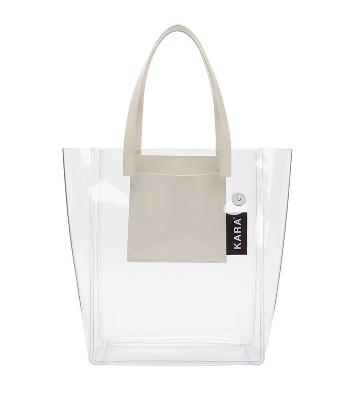 5a4259c48d5 13 Transparent Bags We Love, and How to Wear Them   Who What Wear