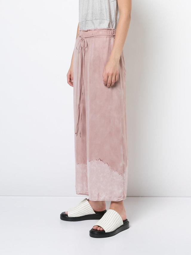 tie dye culottes