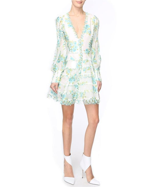 Zimmermann Breeze Honeymooners Mini Dress