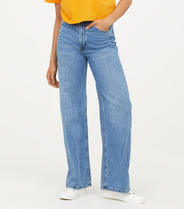 Wide Regular Jeans