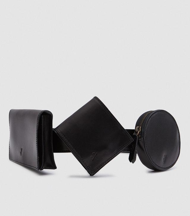 Deco Bag in Black