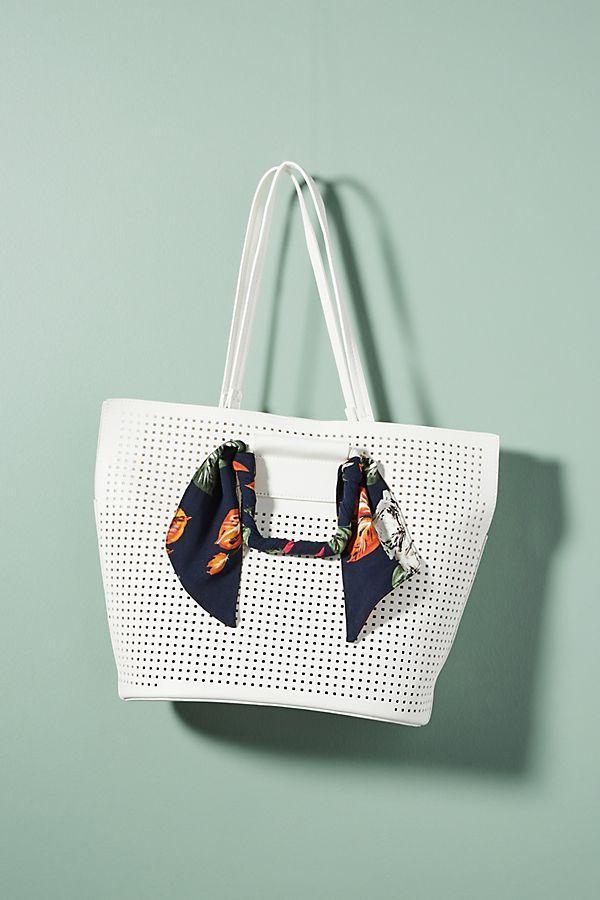 Remi/Reid Dillon Perforated Tote Bag