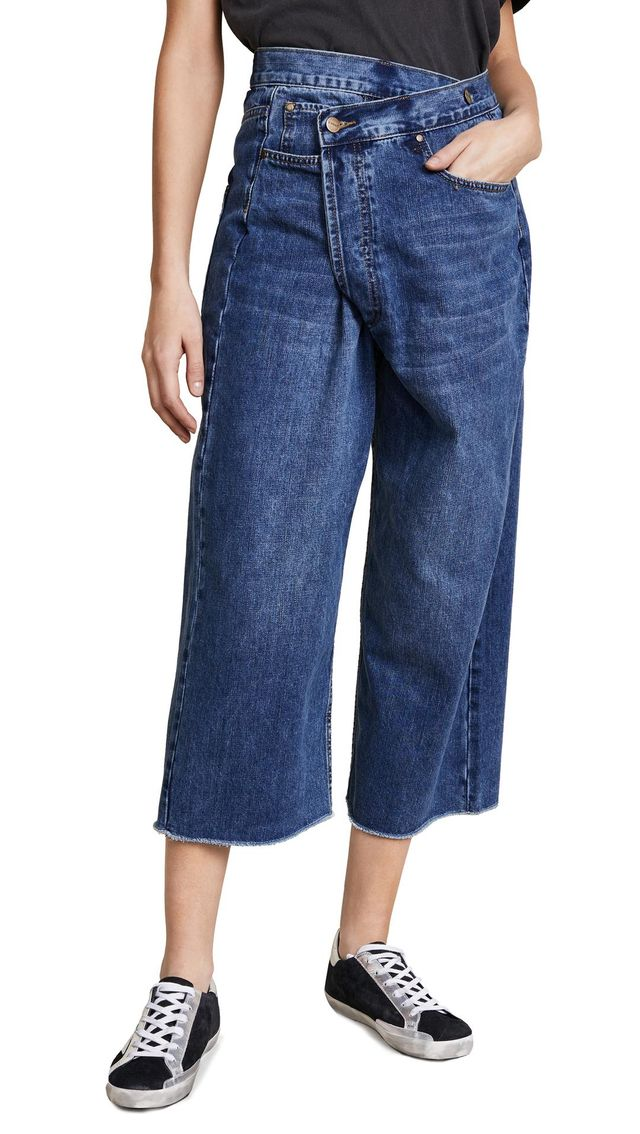 Nice Wide Leg Jeans