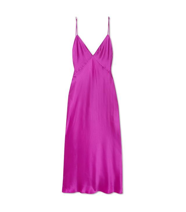 Issa Silk-satin Nightdress
