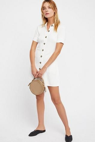 New Afternoon Mini Dress by FP Beach at Free People