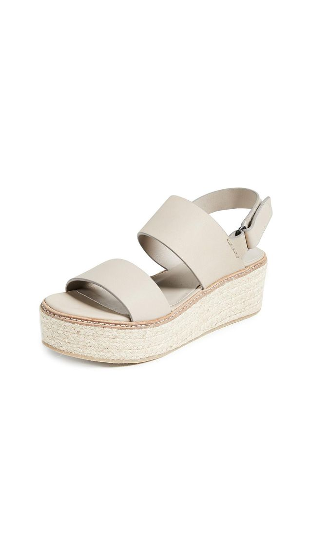 Janet Wedge Sandals