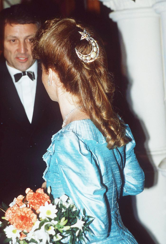Duchess Sarah Ferguson\'s Young Style Was Pretty Epic | Who What Wear UK