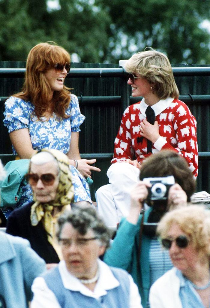 Duchess Sarah Ferguson S Young Style Was Pretty Epic Who