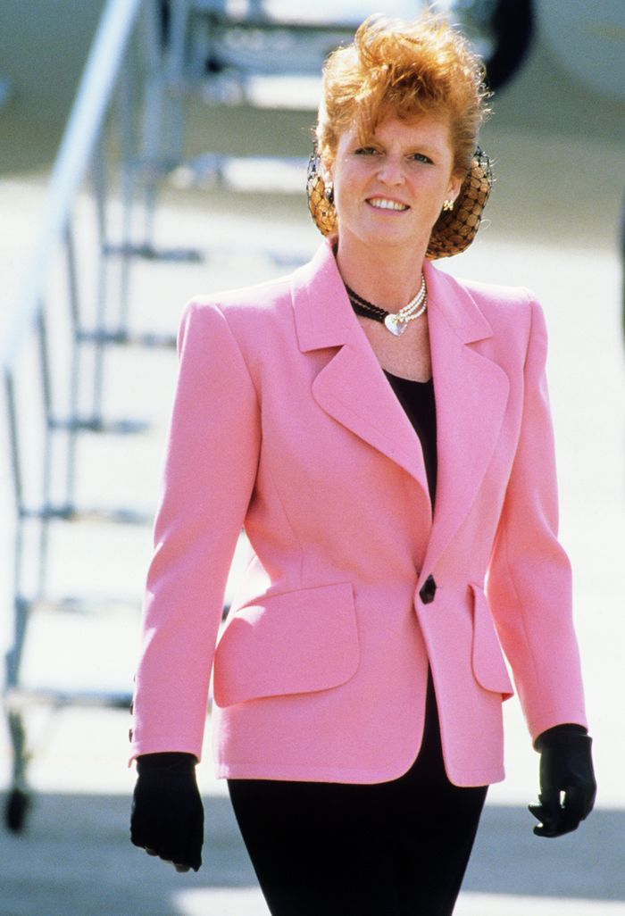 Duchess Sarah Ferguson's Young Style Was Pretty Epic   Who ...
