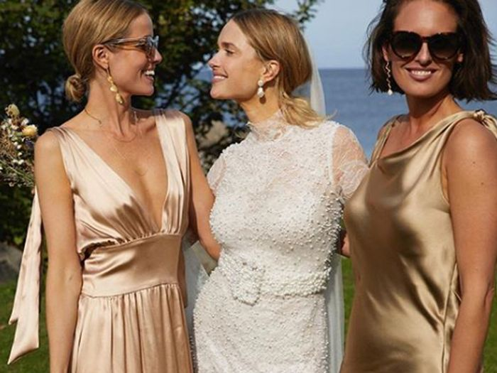Best Bridal Shops In London Who What Wear