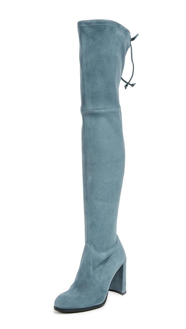 Hiline Thigh High Boots