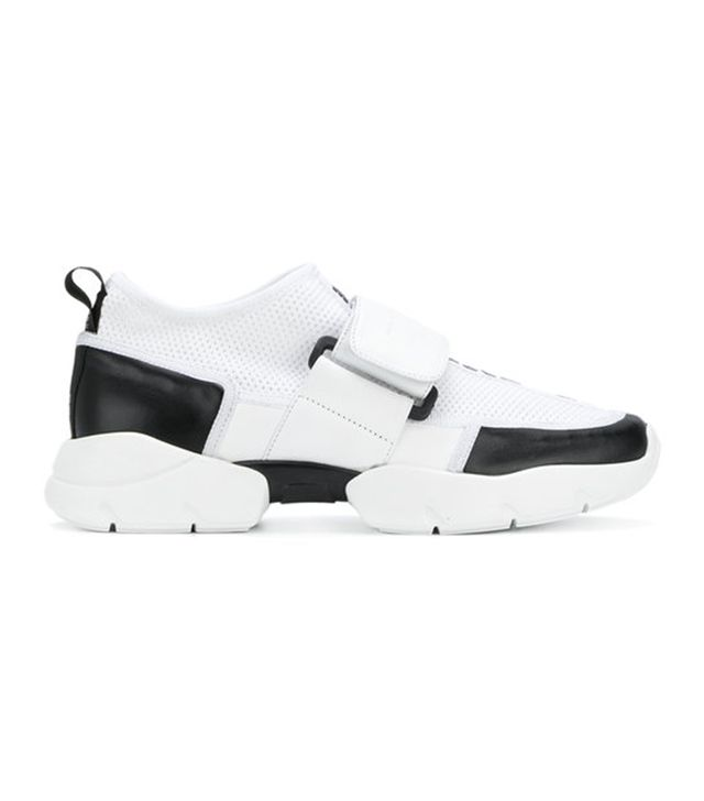 touch-strap sneakers