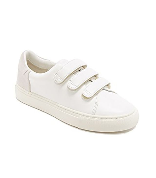 Colorblock Velcro Sneakers