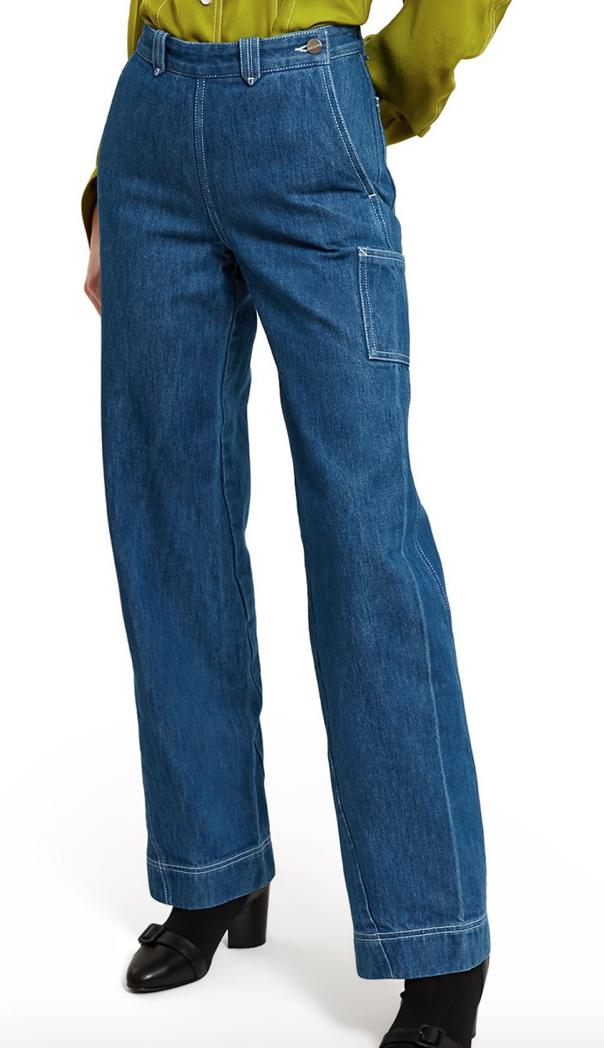 Lorod Spiral Tailored Carpenter Pant