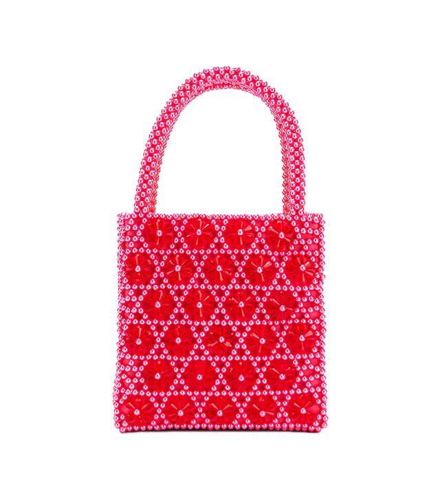 Embellished Venezia Tote Bag
