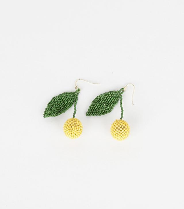 Limón Earrings