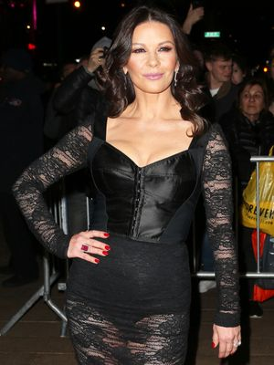 Catherine Zeta-Jones' Daughter Is All Grown Up and They Look Like Twins
