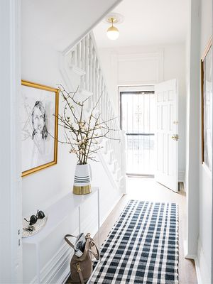 Inside a Head Designer's Parisian-Inspired Townhouse