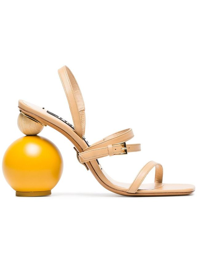 Les Sandales Bahia 05 leather sandals