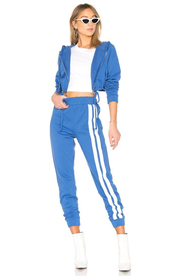 Cropped Tracksuit