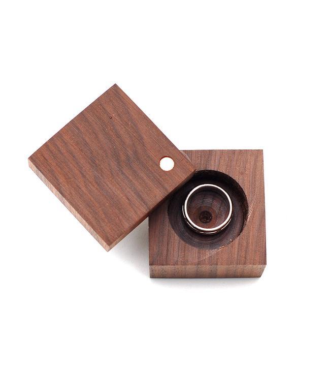 EndGrainWoodShoppe Engagement Ring Box