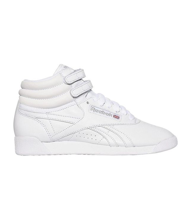 F/S HI OG LUX LEATHER HIGH TOP SNEAKERS