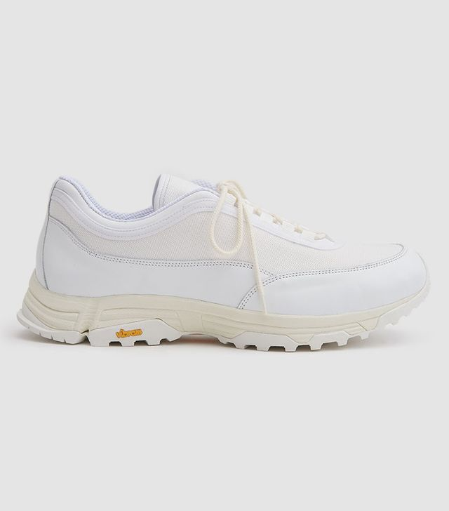 Poseidon Sneaker in White