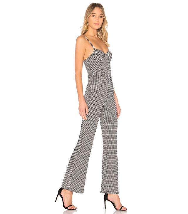 Jumpsuit 609 in Black & White