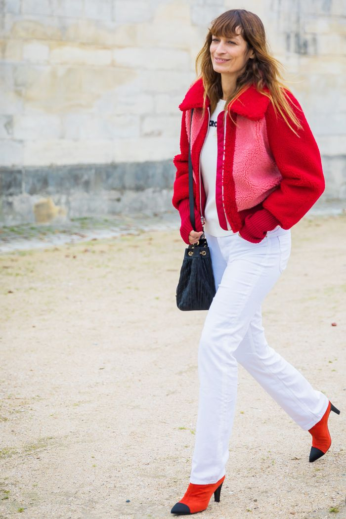 717eb0c20be Here's Exactly What to Wear With Red Shoes | Who What Wear