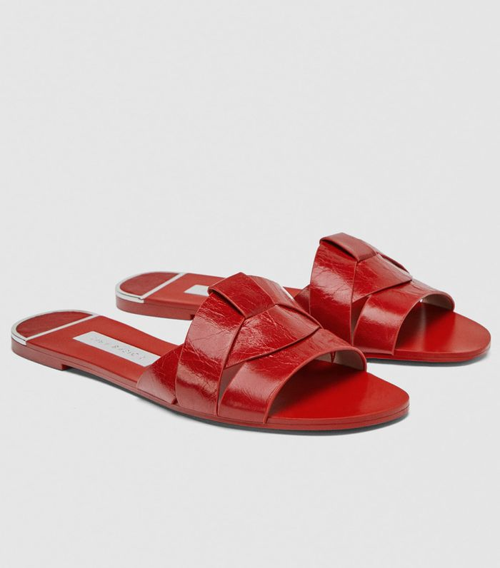 what not to wear red shoes