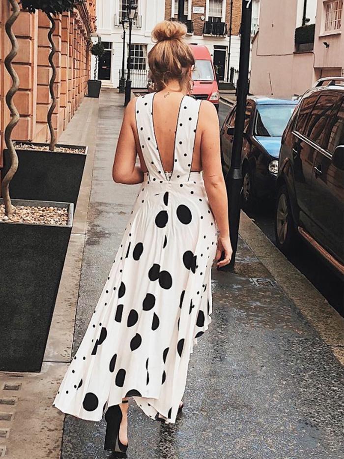 Topshop's Cult Polka-Dot Dress Just Got Even Better | Who