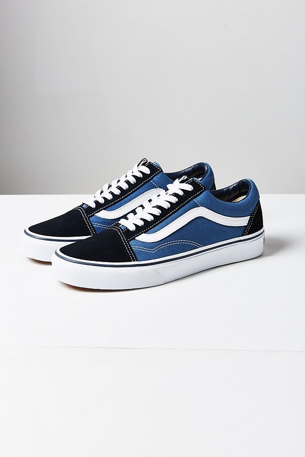 Vans Classic Old Skool Sneaker - Black 4 1/2 at Urban Outfitters