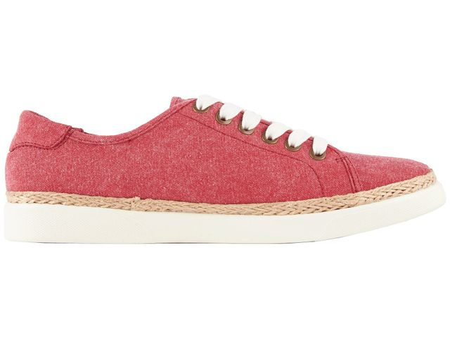 Vionic Hattie Sneakers in Red