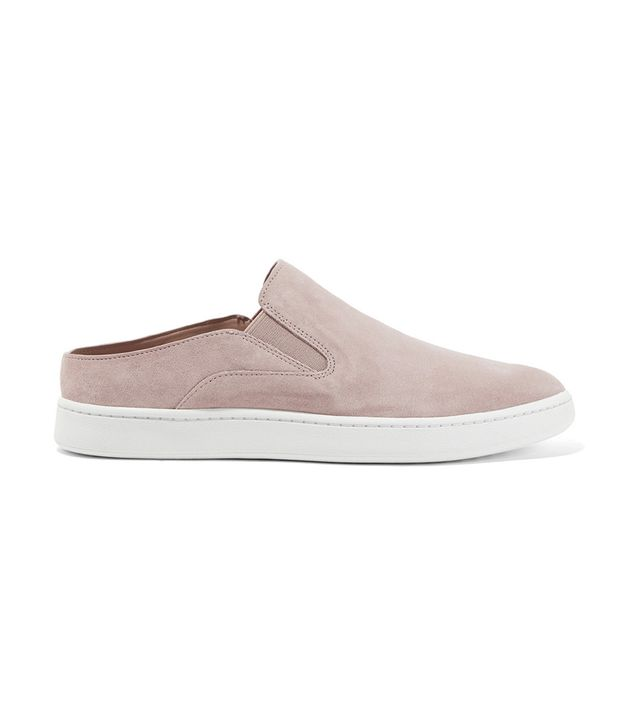 Verrell 2 Suede Slip-on Sneakers