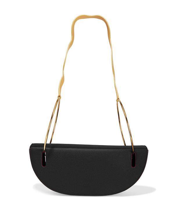 Roksanda Elba Textured-Leather Shoulder Bag