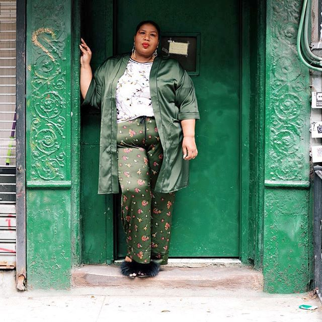 <p>We've been seeing the pyjama trend via street style for a while now, and our editors can't get enough.</p>